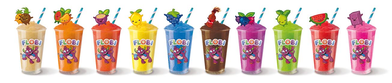 Flobi 15 sabores